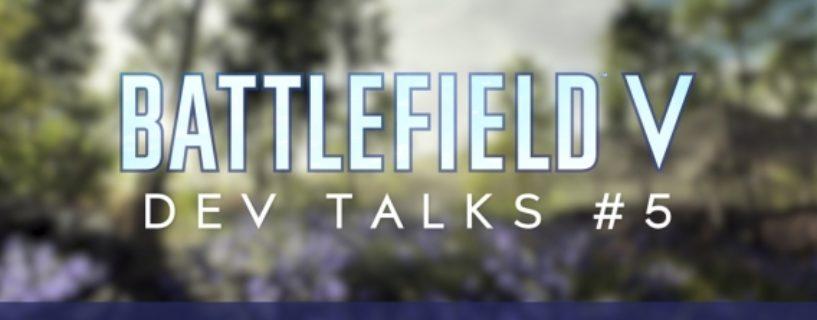 Fünfter Battlefield V Dev Talk liefert Details zu Tides of War