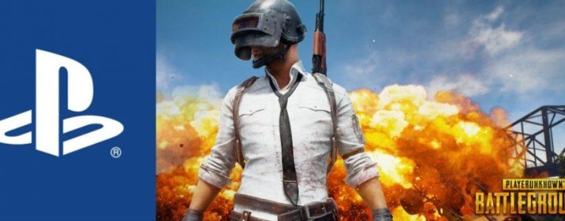 PUBG kommt am 07. Dezember auf die Playstation 4