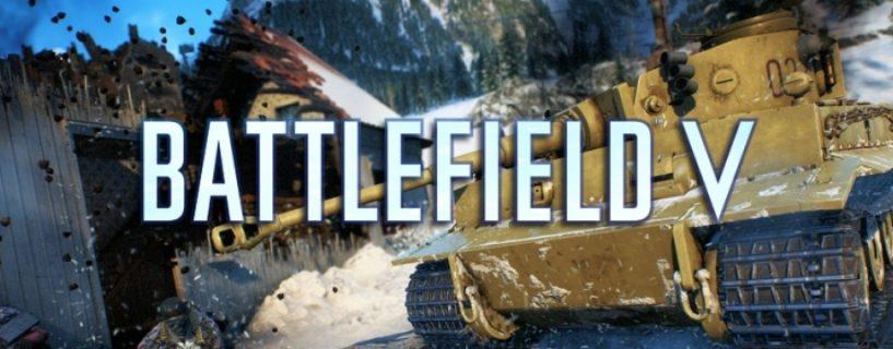 Battlefield V: Nächstes Update ermöglicht es sich als Panzer-Boardschützen zu ducken