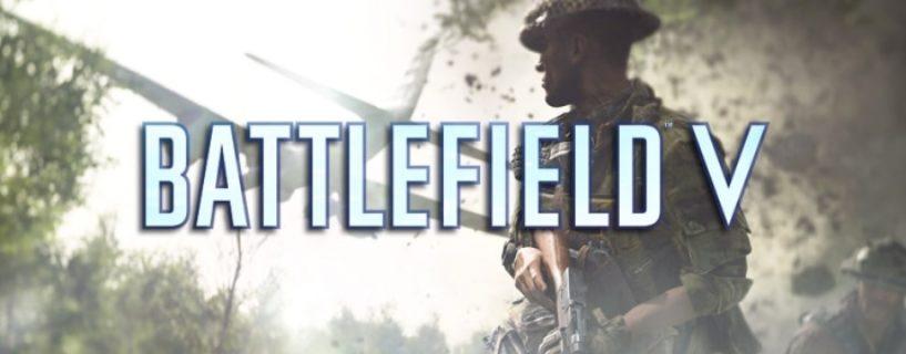 Battlefield V: DICE meldet sich zum verschobenen Update, das Update wird bereits getestet