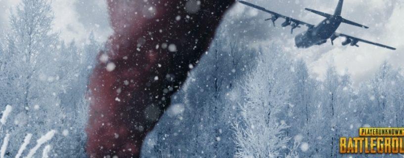"""PUBG: Fan erstellt Video zur Winterkarte """"Vikendi"""""""