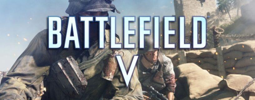 Battlefield V: Bugfix Update erscheint in der kommenden Woche