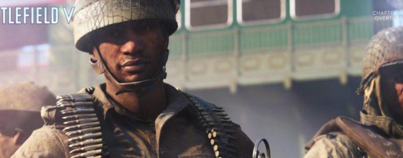 Battlefield V: VGO Maschinengewehr kann nun gegen Company Coins gekauft werden