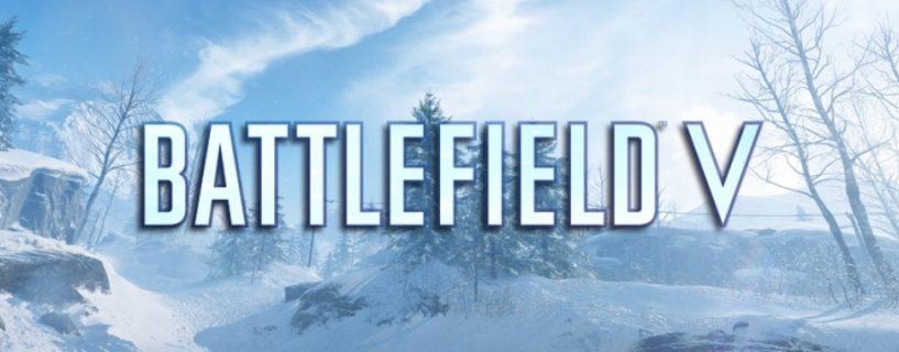 """Battlefield V: DICE schenkt allen Spielern zu Weihnachten zwei neue """"Superwaffen"""""""