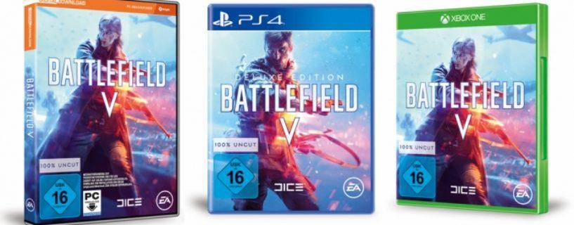 Battlefield V: Erste Verkaufswoche liefert enttäuschende Retail Verkaufszahlen