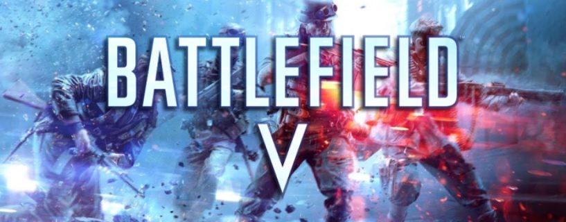 Battlefield V: Neuer Trailer diese Woche, neues Update erscheint nächste Woche