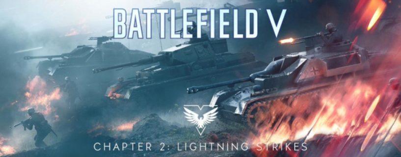 Battlefield V: Wichtige Termine für nächste Woche – Lightning Strikes, neuer Trailer und erstes Januar Update