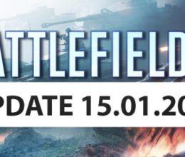 Heute: Battlefield V Lightning Strikes Update – Termine, Changelog und Kapitel-Roadmap