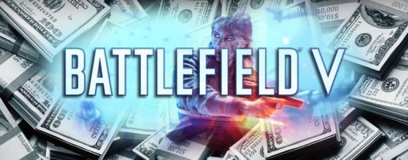 Battlefield V: Mikrotransaktionen verspäten sich wegen Company Coins Bug