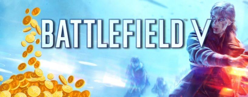 Battlefield V: Company Coins wurden endlich rückwirkend gut geschrieben