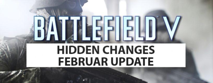 Hidden Changes des Battlefield V Februar Updates: Playstation 4 Performance, unendlicher Ladebildschirm & Sichtbarkeit der Soldaten samt Bildvergleich
