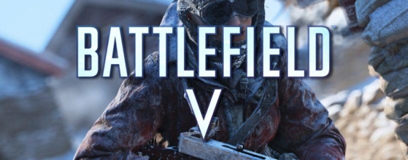 Battlefield V: Bekannte Fehler nach dem Update