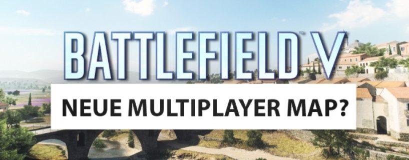 """Battlefield V: Neue und unbekannte Multiplayer Map """"Provence"""" wurde geleakt"""
