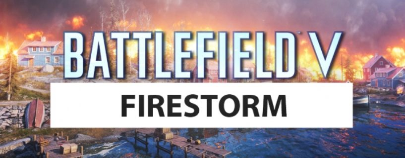Battlefield V: Offizieller Screenshot zeigt Battle Royale Spielmodus Firestorm
