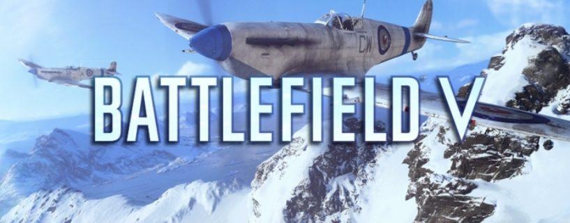 Battlefield V: Entwickler teasert neue Flugzeuge und verbesserte Dogfights an