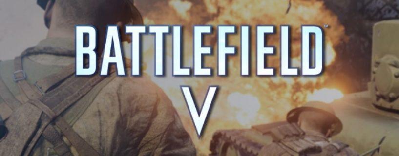 """Battlefield V: Neue Map & Spielmodus Rotation """"Bombastisch Fantastisch"""" verfügbar"""