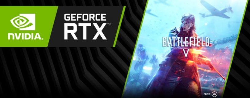 """Battlefield V Firestorm: EA und Nvidia geben neue """"Competitive Systemanforderungen"""" bekannt"""