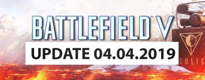Battlefield V: Trial By Fire Update #2 erscheint Morgen, Patchnotes und Termine zum Update gibt es schon Heute