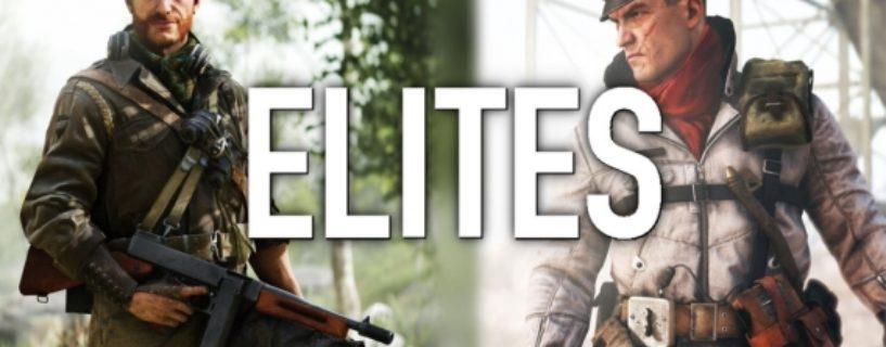 Battlefield V: Alle Informationen zu den ab Heute verfügbaren Elitesoldaten