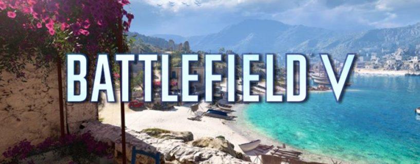 Battlefield V: Neue Map erscheint nächste Woche, Trailer angekündigt