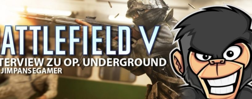 Battlefield V – Operation Underground: Interview mit JimPanseGamer zum Map Remake des Klassikers aus Battlefield 3
