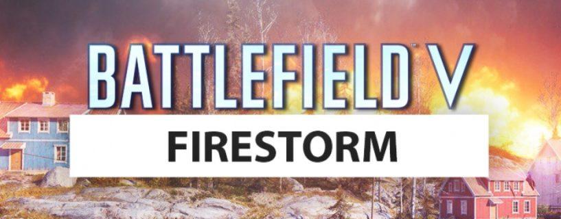 Offizieller Battlefield V Firestorm Soundtrack zum Anhören und Herunterladen