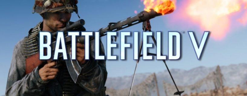 Battlefield V: DICE plant Fix für unsichtbare Spieler mit dem Update gegen Ende Juli