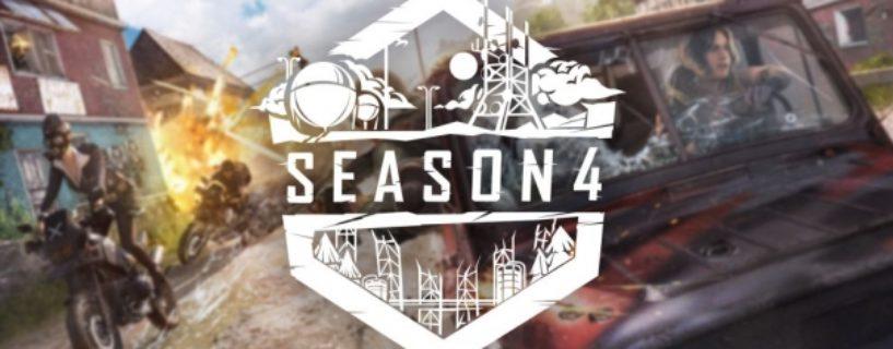 PUBG: Season 4 samt Erangel 2.0 und vielen weiteren Änderungen kommen bald