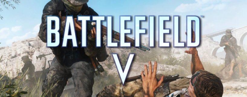 Battlefield V: Update samt neuer Map, neuen Elite Soldaten und Bugfixes für diese Woche angekündigt