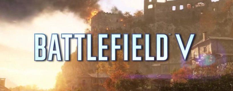 """Battlefield V: Neue Map """"Marita"""" erscheint Morgen für zwei Spielmodi samt Mini-Update, neue Elitesoldaten und Known Issues"""