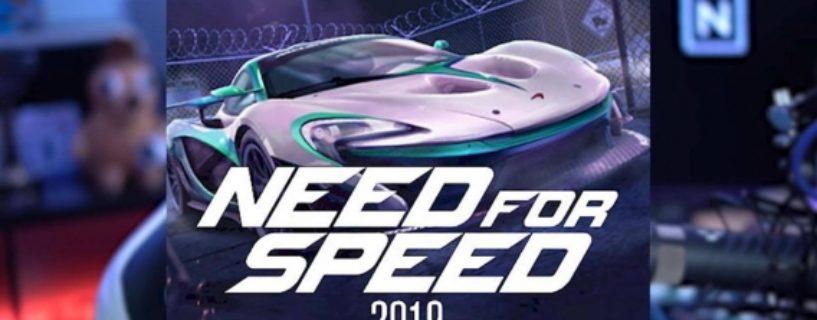 Leakte ein Händler den offiziellen Titel des neuen Need for Speed 2019?