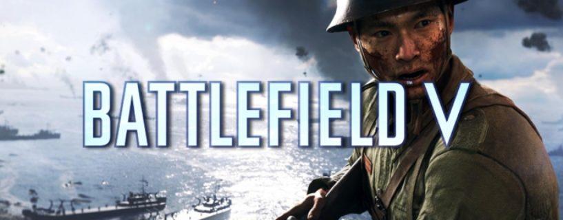 Battlefield V: Keine Neuigkeiten zu Tides of War Kapitel 5 und dem Pazifik Szenario auf der Gamescom