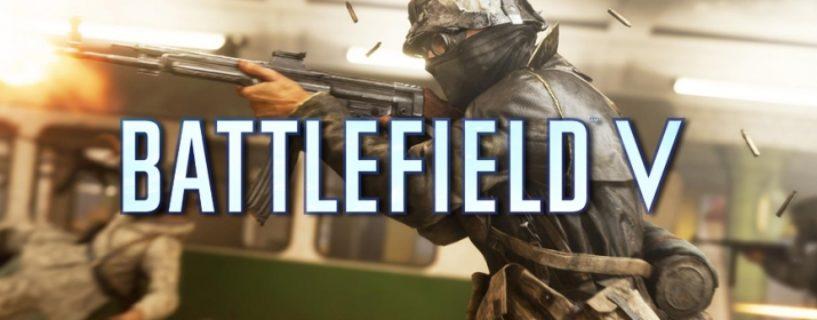 Battlefield V: Operation Underground kommt im September mit Update 4.6 & Spielmodi bestätigt