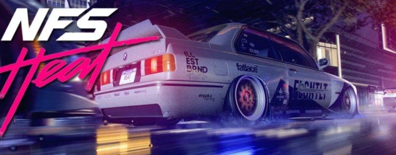 Need for Speed Heat: Dein Auto im offiziellen Release Trailer