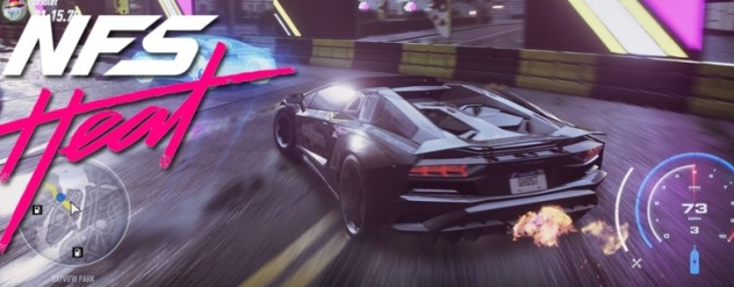 Need for Speed Heat: Karte von Palm City nun offiziell durch Screenshot bekannt