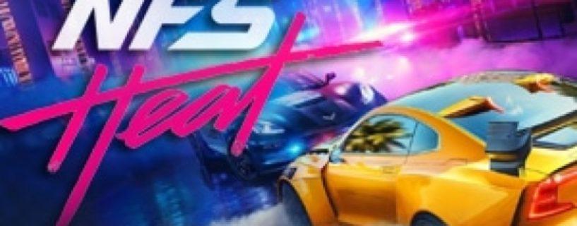 Need for Speed Heat: Die ersten 30 Minuten – Gameplay Videos aus dem Spiel veröffentlicht