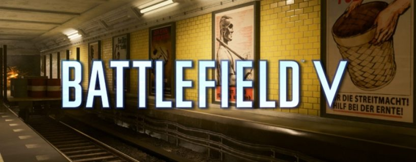 Battlefield V: Operation Underground Only Playlist wieder verfügbar, neue Battlefest Mission & Origin Free Weekend