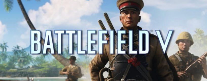 "Battlefield V: Offizieller Trailer zu ""War in the Pacific"" kommt überaus gut bei der Community an"