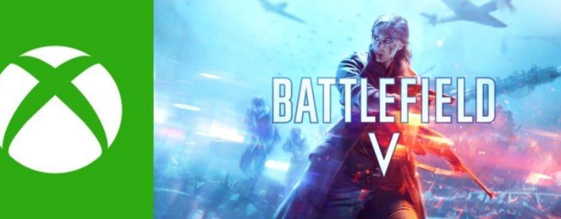 """Battlefield V: Backend Update löst """"Upgrade Problem"""" für Xbox Spieler & Hotfix-Update für Morgen geplant"""