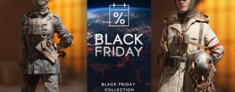 Battlefield V: Black Friday Sale im Ingame Store & Origin
