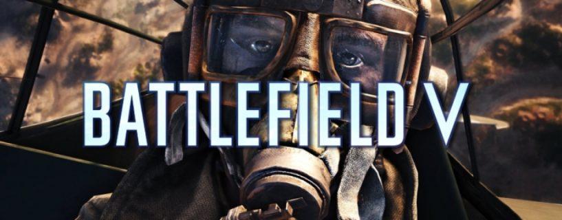 Battlefield V: Ankündigung & Informationen zu Community Games verschoben