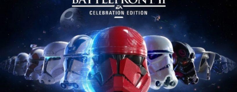 Star Wars Battlefront II: Celebration Edition ab Morgen verfügbar