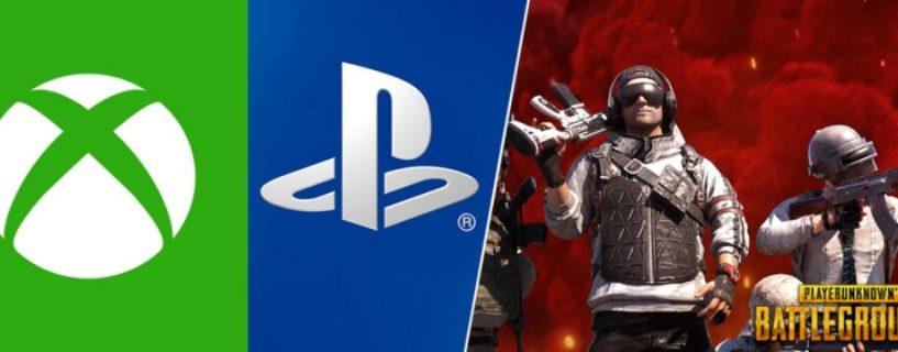 PUBG: Update 5.3 für Xbox und Playstation 4 erschienen