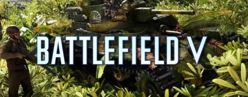 Battlefield V: Informationen zum kommenden Update in der nächsten Woche