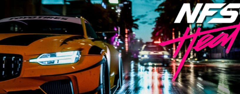Need for Speed Heat: Informationen und Update Notes zum großen Januar Update