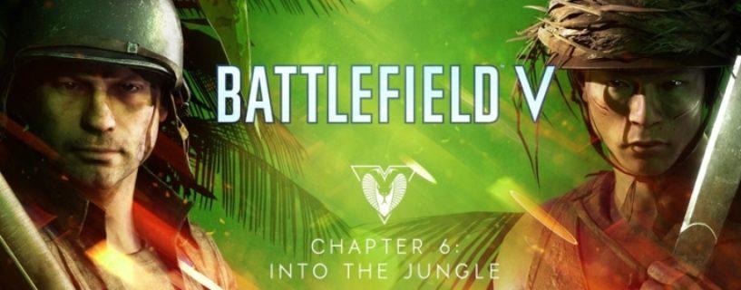 "Battlefield V: Info-Breakdown & Starttermin zu Tides of War Kapitel 6 ""Into the Jungle"""