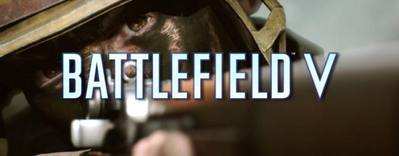 Battlefield V: Nächste Woche gibt es ein neues Update, Tides of War Kapitel und eine neue Map