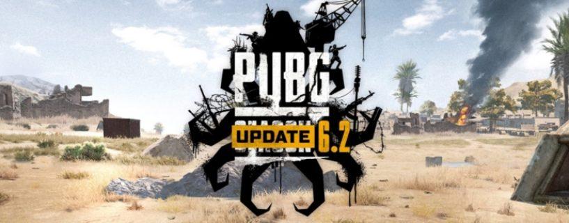PUBG: PC-Update 6.2 ab Morgen auf den Liveservern verfügbar