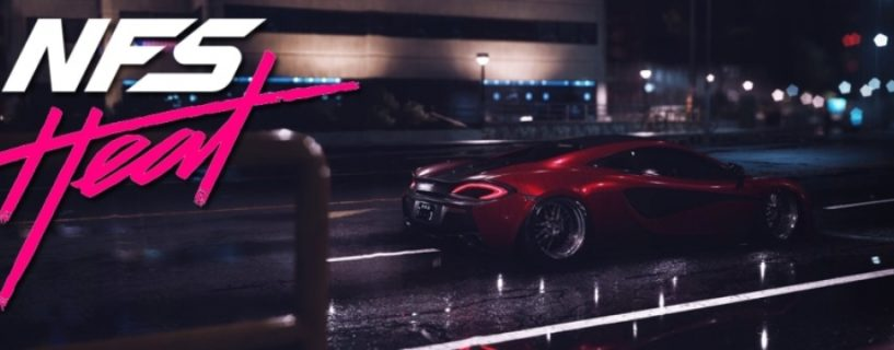 Need for Speed Heat: Update Notes für heutiges Update