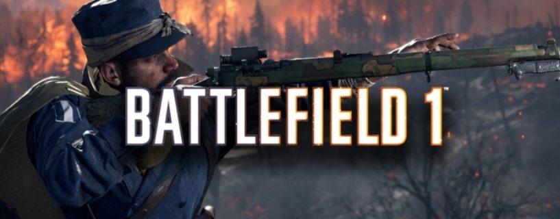 Battlefield 1: Neuer Spielmodus eine Woche – Back to Basics Frontlines